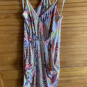 BCBG Multi Color dress